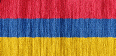 Armenia flag - medium - style 2