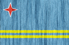 Aruba free flag (medium)