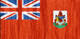Bermuda flag - small - style 2