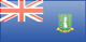 British Virgin Islands flag - small - style 3