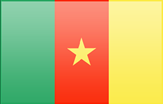 Cameroon free flag (medium)