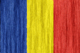 Chad flag - small - style 2