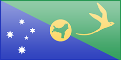 Christmas Island flag - medium - style 3