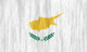 Cyprus flag - small - style 2