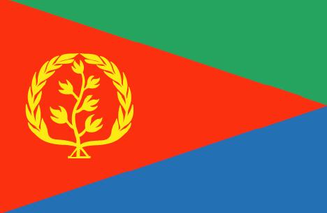 Eritrea free flag (large)
