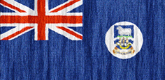 Falkland Islands flag - medium - style 2