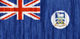 Falkland Islands flag - small - style 2