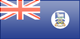Falkland Islands flag - small - style 3