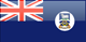 Falkland Islands flag - small - style 4