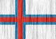 Faroe Islands flag - small - style 2