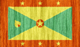Grenada flag - small - style 2