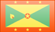 Grenada flag - small - style 3