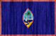 Guam flag - small - style 2