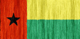 Guinea Bissau flag - small - style 2