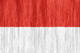 Indonesia flag - small - style 2