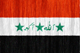 Iraq flag - small - style 2