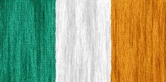 Ireland flag - medium - style 2