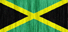 Jamaica flag - medium - style 2