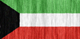 Kuwait flag - small - style 2
