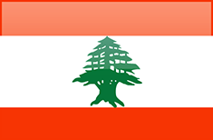 Lebanon free flag (medium)