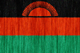 Malawi flag - small - style 2