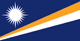 Marshall Islands flag - small - style 1