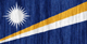 Marshall Islands flag - small - style 2