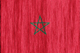 Morocco flag - small - style 2