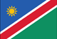 Namibia flag - small - style 1
