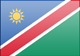 Namibia flag - small - style 3
