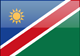 Namibia flag - small - style 4