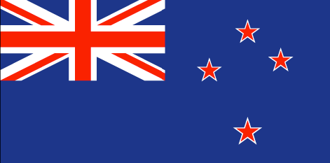 New Zealand flag - large - style 1