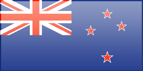 New Zealand flag - large - style 3