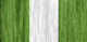 Nigeria flag - small - style 2