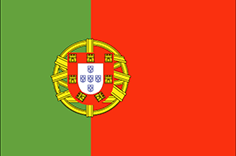 Portugal free flag (sample)