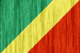Republic of the Congo flag - small - style 2