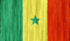 Senegal flag - small - style 2