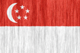 Singapore flag - small - style 2