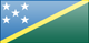 Soloman Islands flag - small - style 3
