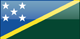 Soloman Islands flag - small - style 4