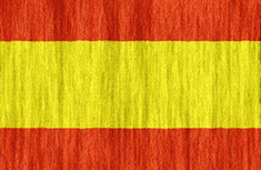 Spain flag - medium - style 2