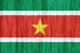 Suriname flag - small - style 2