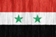 Syria flag - small - style 2