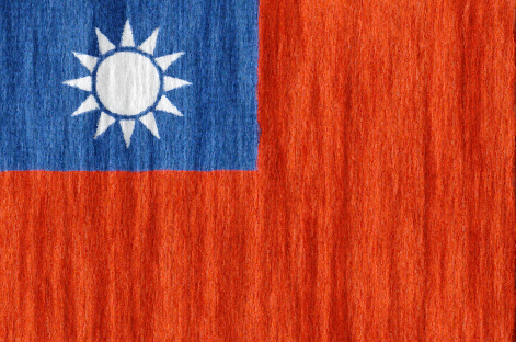 Taiwan flag - large - style 2
