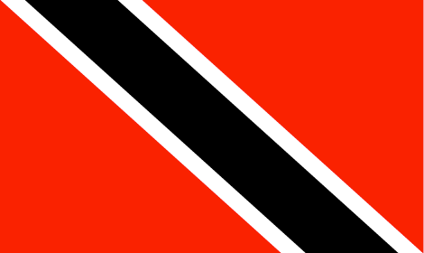 Trinidad and Tobago flag - large - style 1