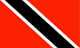 Trinidad and Tobago flag - small - style 1