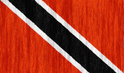 Trinidad and Tobago flag - large - style 2