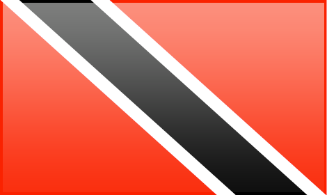 Trinidad and Tobago flag - large - style 3