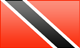 Trinidad and Tobago flag - small - style 3
