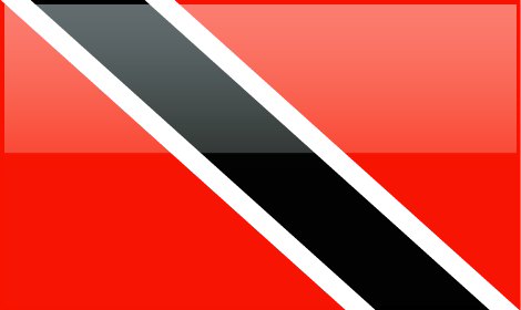 Trinidad and Tobago flag - large - style 4
